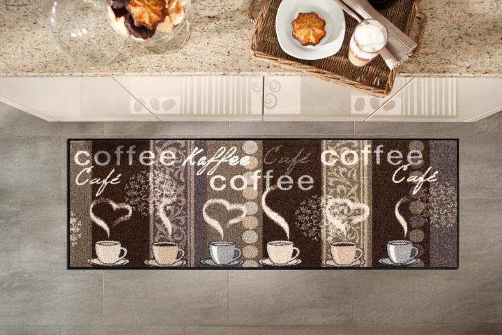 salonloewe k chenteppich kaffeehaus waschbar trocknergeeignet pflegeleicht. Black Bedroom Furniture Sets. Home Design Ideas