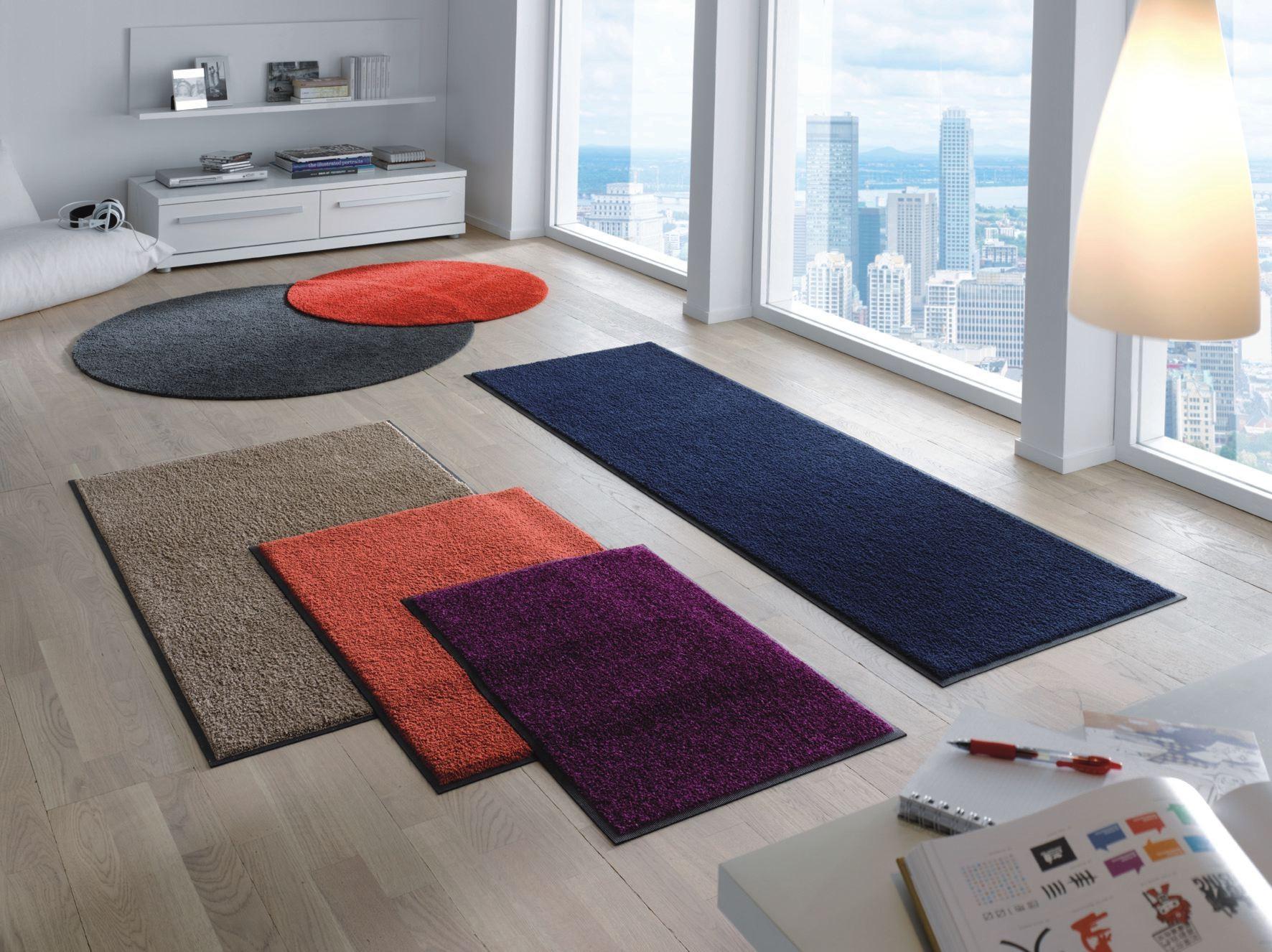 wash dry fu matte smokey mount waschbare fu matte anthrazit. Black Bedroom Furniture Sets. Home Design Ideas