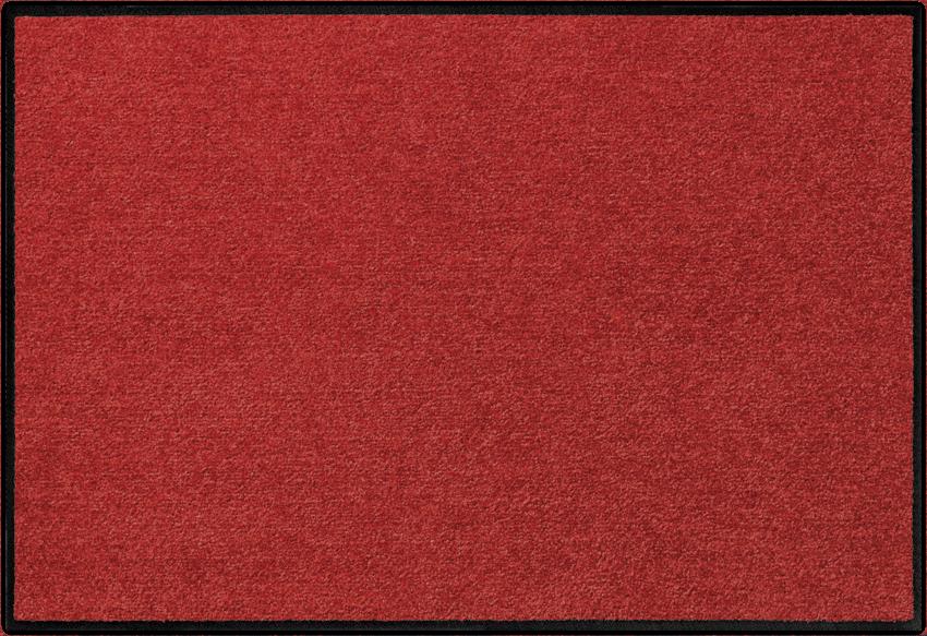 salonloewe fu matte 75 x 120 cm einfarbig waschbare schmutzmatte t rvorleger ebay. Black Bedroom Furniture Sets. Home Design Ideas